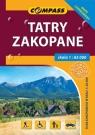 Tatry, Zakopane. Laminowana mapa kieszonkowa w skali 1:65 000