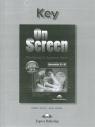 On Screen Inter B1/B2 Matura WB&Grammar Key w.2014