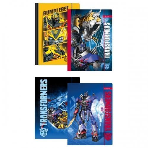 Teczka z gumką A4 Transformers