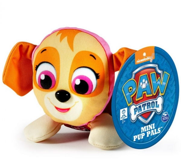 Psi Patrol, mini maskotka Skye (6026177)