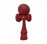 Kendama. Drewniana zabawka zręcznościowa - czerwono-biały (NO-1004003)