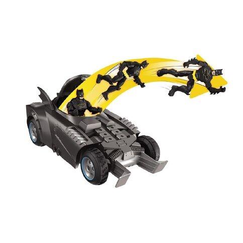 Batmobil RC z figurką (6055747)