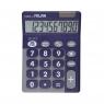 Kalkulator 10 Poz. Touch Duo Fiolet