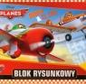 Blok rysunkowy A4 Planes 20 kartek Dusty and El Chu