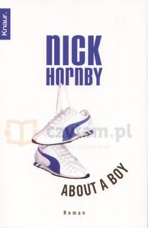 About a boy Nick Hornby