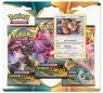 Pokemon TCG: Darkness Ablaze - 3-pack Eevee (80716) Wiek: 6+
