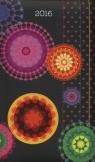 Kalendarz 2016 Kolorowe koła