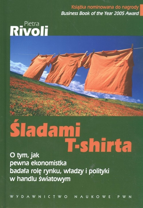 Śladami T-Shirta Rivoli Pietra