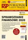 Sprawozdanie finansowe 2020