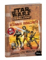 Star Wars Rebelianci Dziennik Rebelianta (SWJ1)