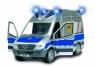 Radiowóz furgonetka SOS
