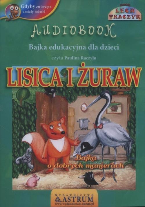 Lisica i żuraw  (Audiobook) Tkaczyk Lech