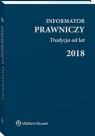 Informator Prawniczy. Tradycja od lat 2018, granatowy (format B6)