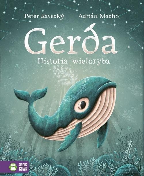 Gerda Historia wieloryba Kavecký Peter