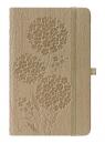Notes A5 Ivory Geranium beż