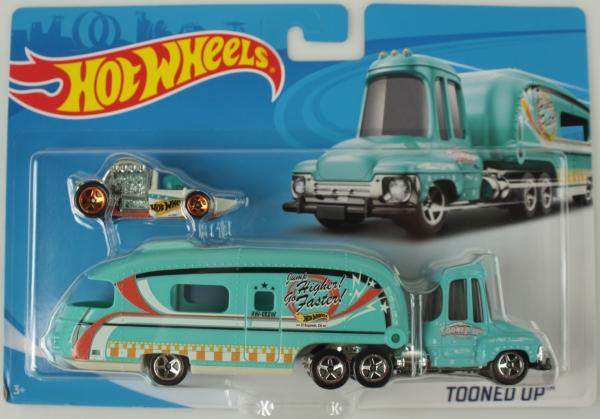Hot Wheels: Ciężarówka Tooned Up (BDW51/GKC23)