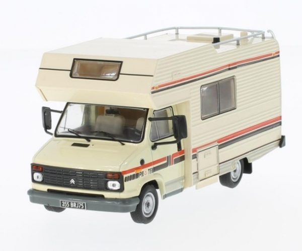 Citroen C25 Camping Car 1985 (CAC001)
