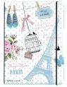 Notatnik PP my.book Flex A4/2x40 kartek linia i kratka Paris (11415494)