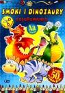 Smoki i dinozaury Kolorowanka