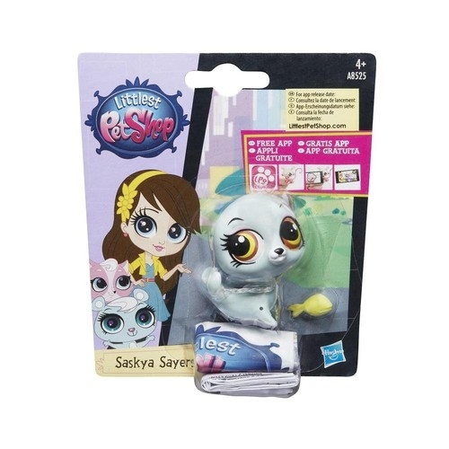 Littlest Pet Shop Figurka Saskya Sayers