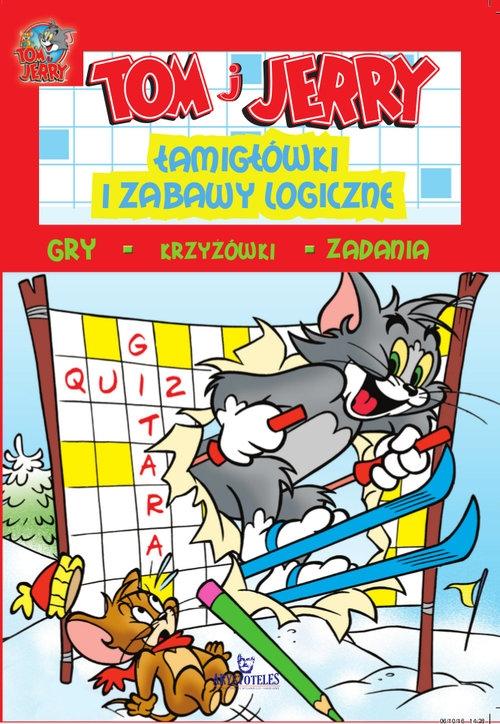 Tom i Jerry Łamigłówki i zabawy logiczne