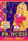 Zeszyt A5 Barbie w 3 linie 16 kartek linia dwukolorowa Princess
