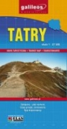 Tatry. Mapa turystyczna