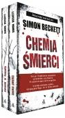 Chemia śmierci/ Zapisane w kościachPakiet Beckett Simon