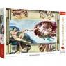 Puzzle 1000: Art Collection - Stworzenie Adama (10590)