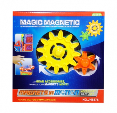 Kloci magnetyczne