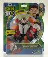 Ben 10: Figurka podstawowa 13 cm seria 8 - Mix \'N Match Omni-Glitch Heroes Ben