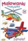 Samolot Malowanki maluszka