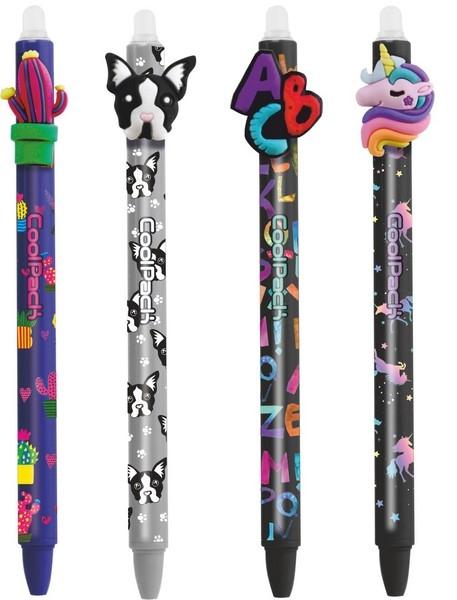 CoolPack Długopis wymazywany automatyczny - Kids