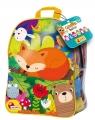 Carotina Baby Klocki w plecaczku 24 sztuki (79902)