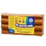 Plastelina Astra 1 kg terakota