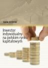 Inwestor indywidualny na polskim rynku kapitałowym Czyżycki Rafał