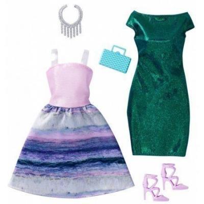 Barbie ubranka + akcesoria 1