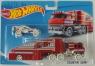 Hot Wheels: Ciężarówka Stuntin' Semi (BDW51/GBF13) Wiek: 3+