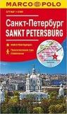 Plan Miasta Marco Polo. Sankt Petersburg w.2