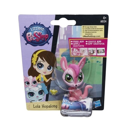 Littlest Pet Shop Figurka Lola Hopalong