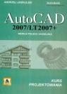 AutoCad 2007/LT2007+ wersja polska i angielska (Uszkodzona okładka)