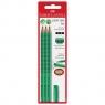 Grip 2001 Set Zielony 3 x ołówek+gumka nakładka