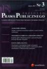 Przegląd Prawa Publicznego 3/2013