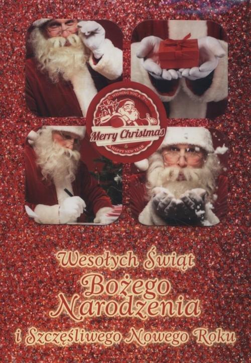 Karnet Boże Narodzenie 3D B6 3D-BNB 172303