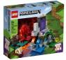 Lego Minecraft: Zniszczony portal (21172)