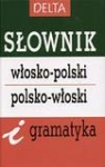 Słownik włosko-polski polsko-włoski i gramatyka Jamrozik Elżbieta