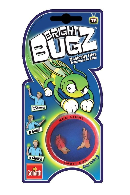 Bright Bugz niebieski