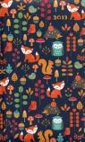 Kalendarz DI2 2017 Leśne zwierzątka