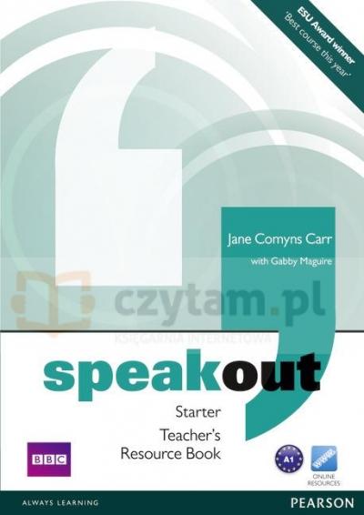 Speakout Starter TB Jane Comyns-Carr, Gabby Maguire
