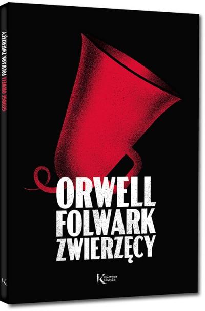 Folwark zwierzęcy George Orwell